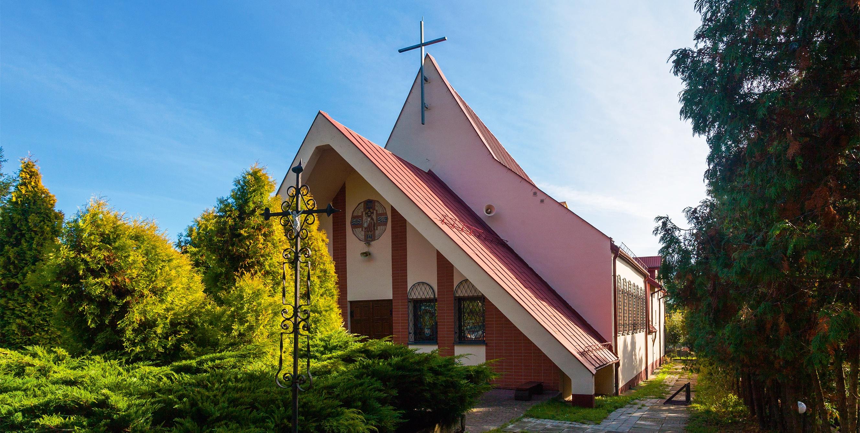 Parafia rzym-kat BŁ. KAROLINY KÓZKÓWNY, dziewicy i męczennicy