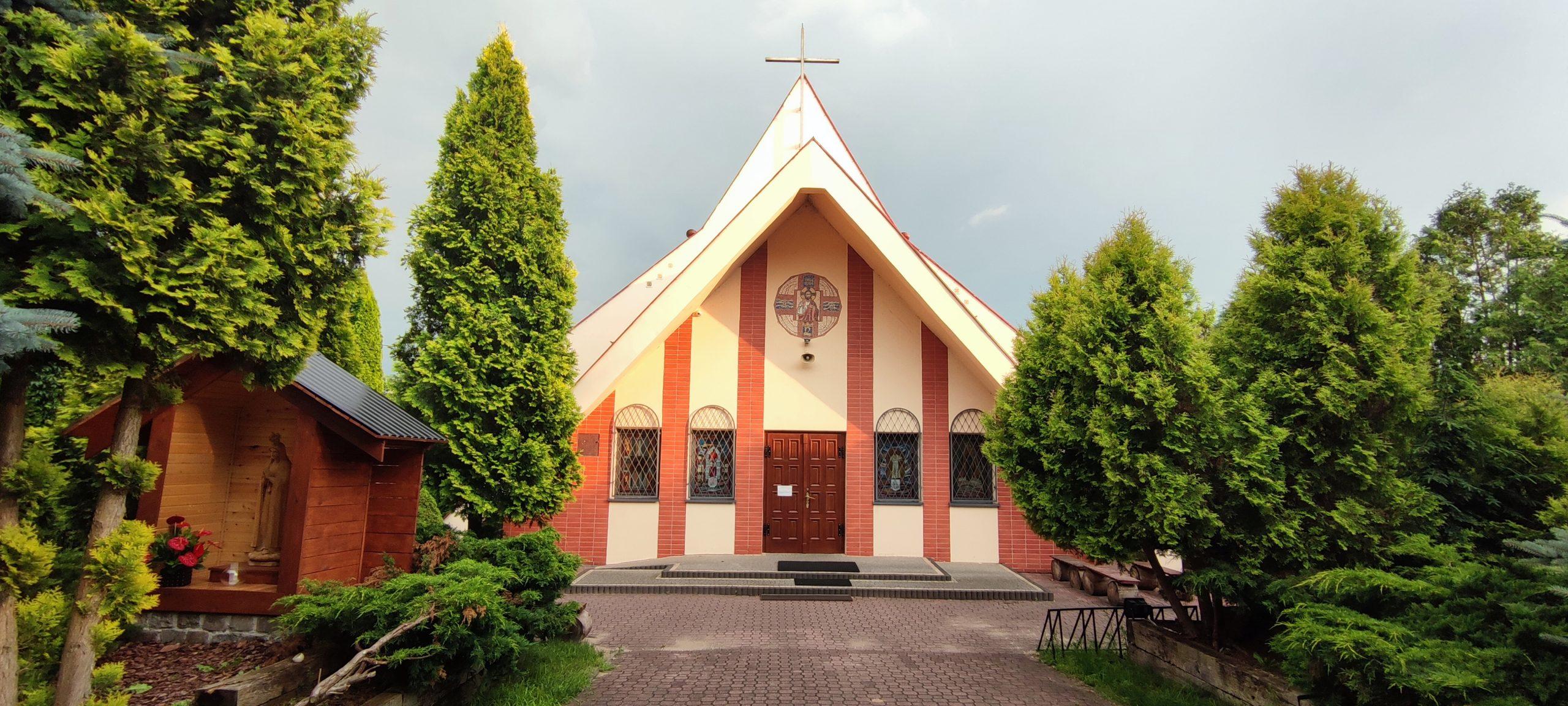 Parafia rzym-kat. BŁ. KAROLINY KÓZKÓWNY, dziewicy i męczennicy